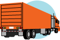Local and Long Haul Trucking Services Los Angeles